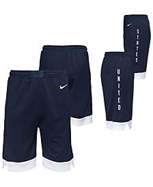Big Boys USA Road Swingman Shorts
