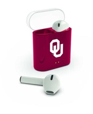 Prime Brands Oklahoma Sooners Wireless Earbuds