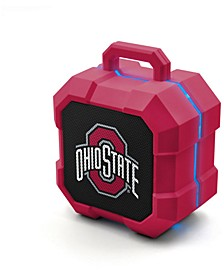 Prime Brands Ohio State Buckeyes Shockbox LED Speaker