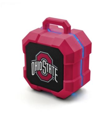 Prime Brands Ohio State Buckeyes Shockbox Led Speaker