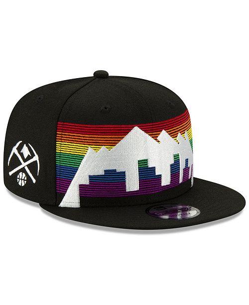 New Era Denver Nuggets City Series 9FIFTY Cap