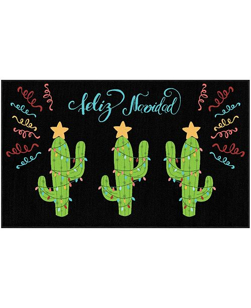"Mohawk Cactus Lights Accent Rug, 18"" x 30"""