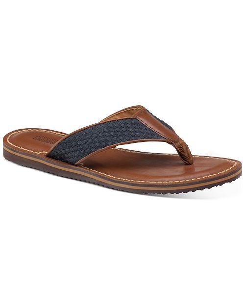 Johnston & Murphy Men's Norris Thong Sandals