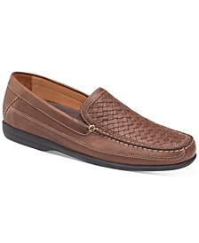 Men's Locklin Woven Venetian Loafers