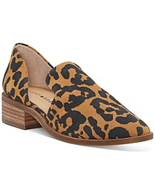 Women's Gennifa Smoking Flats