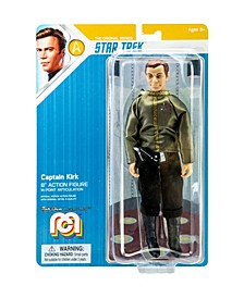 "Mego Action Figure 8"" Star Trek - Kirk - Dress Uniform Limited Edition Collector's Item"