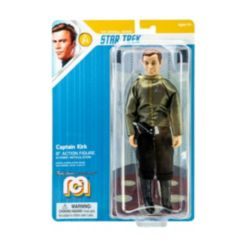 "Mego Action Figure 8"" Star Trek - Kirk - Dress Uniform Limited Edition Collector's Item"