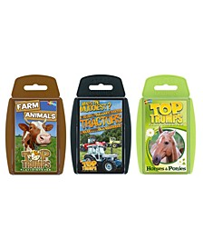 Card Game Bundle - on The Farm