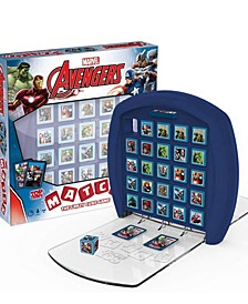 Match Game - The Avengers