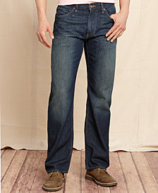Tommy Hilfiger Men's Core Jeans, Created for Macy's , Campus Freedom Relaxed Fit Jeans, Created for Macy's