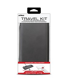 Travel Kit for Nintendo Switch Lite