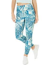 Tropic Fusion Printed High-Waist Leggings, Created for Macy's