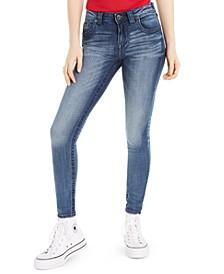 Jennie Curvy-Fit Skinny Jeans