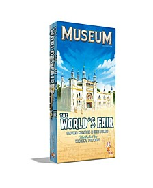 Museum Board Game The World Fair Expansion