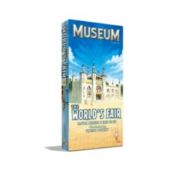 Holy Grail Games Museum Board Game The World Fair Expansion