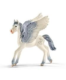 Fantasy Pegasus Foal Toy Figure