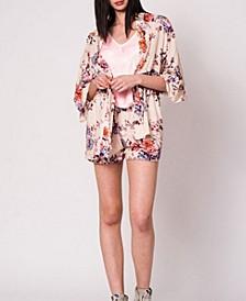 Mini Length Hagen Kimono