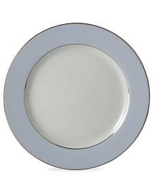 Bernardaud Dinnerware, Dune Blue Salad Plate