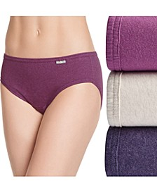 Elance Bikini Underwear 3 Pack 1481 1489 (Also available in plus sizes)