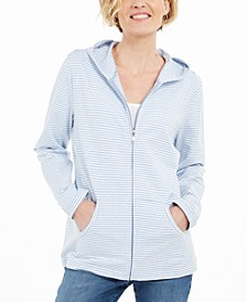 Striped Hoodie, Created for Macy's