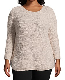 Plus Size Pullover Sweater