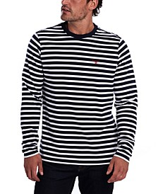 Men's Bow Stripe T-Shirt