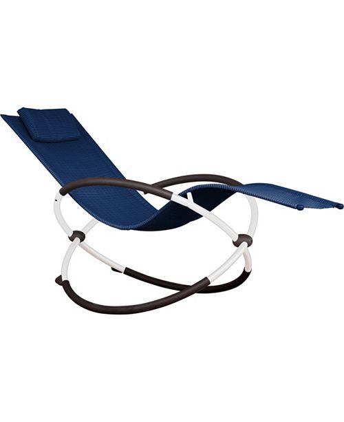 Furniture Orbital Lounge Outdoor Chair