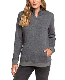 Juniors' Supertubes Fleece Sweatshirt