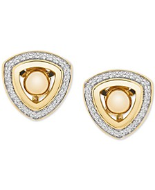 Diamond Triangle Earring Jackets (1/6 ct. t.w.) in 14k Gold