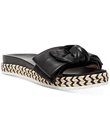 Zora Flat Sandals