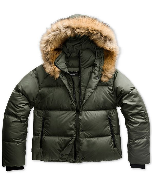 The North Face Women's Dealio Down Cropped Jacket