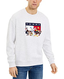 Men's Looney Tunes Character Sweatshirt