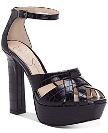 Mishka Platform Dress Sandals