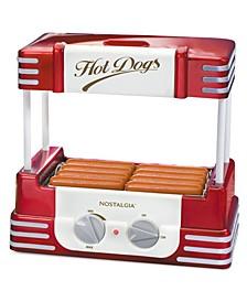 HDR8RR Retro Hot Dog Roller