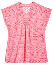 Big Girls Crochet Cover Up