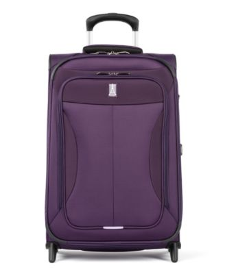 """Walkabout 5 21"""" 2-Wheel Softside Carry-On, Created for Macy's"""