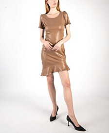 Cut Out New Yorker Dress
