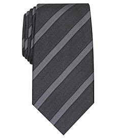 Men's Striped Silk Tie, Created For Macy's