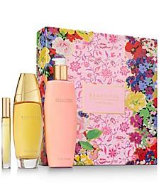 3-Pc. Beautiful Romantic Luxuries Gift Set