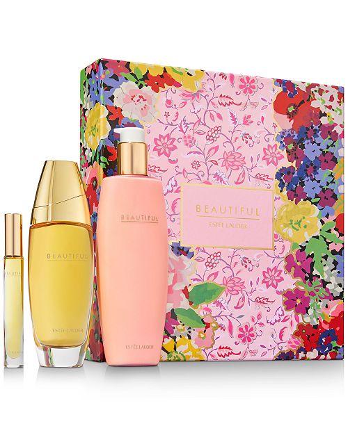 Estee Lauder 3-Pc. Beautiful Romantic Luxuries Gift Set