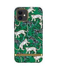Green Leopard Case for iPhone 11