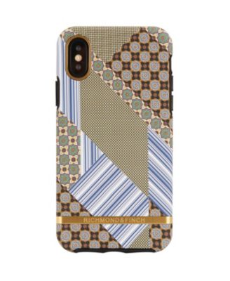 Suite Tie Case for iPhone X and Xs