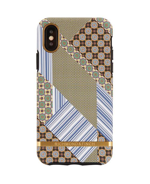 Richmond&Finch Suite Tie Case for iPhone X and Xs