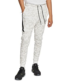 Men's Sportswear Tech Fleece Printed Joggers