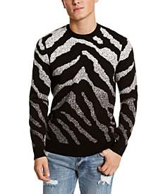 Men's Tiger Stripe Sweater