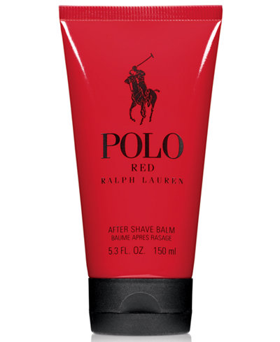 Ralph Lauren Polo Red After Shave Balm, 5.3 oz