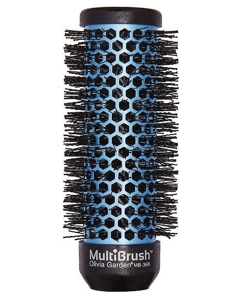 "Olivia Garden Detachable Thermal Styling MB-36B Hair Brush, 1.375"" Barrel"