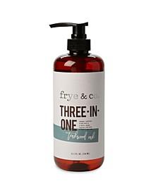 Three-in-One Wash 750 ml