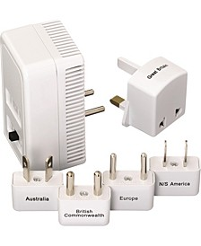Worldwide Adaptor Kit & Converter