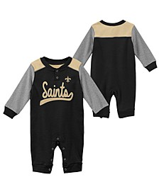 Baby New Orleans Saints Scrimmage Coverall